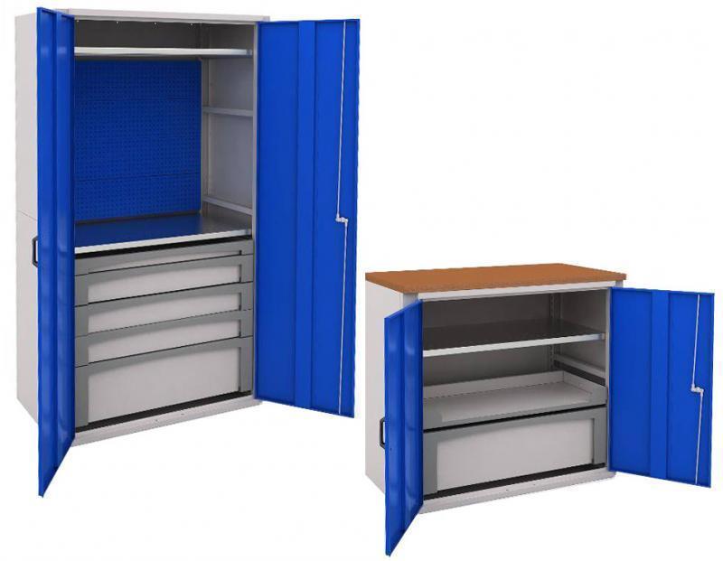 Шкафы инструментальные MODUL